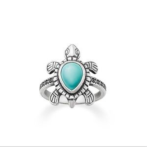 James Avery Turtle ring